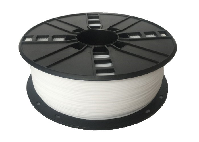 GEMBIRD Tisková struna (filament) HIPS, 1,75mm, 1kg, bílá