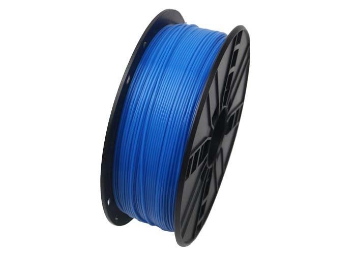 GEMBIRD Tisková struna (filament) ABS, 1,75mm, 1kg, fluorescentní, modrá