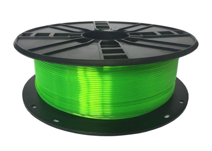 GEMBIRD Tisková struna (filament) PLA PLUS, 1,75mm, 1kg, zelená