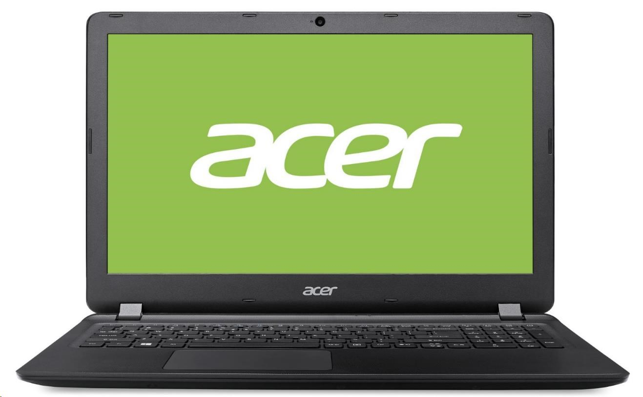 """ACER NTB Extensa 15 (EX2540-39C9) - i3-6006U@2.0GHz,15.6"""" HD mat,4GB,256SSD,DVD,čt.pk,Intel HD,BT,4čl,W10P (NX.EFHEC.006)"""
