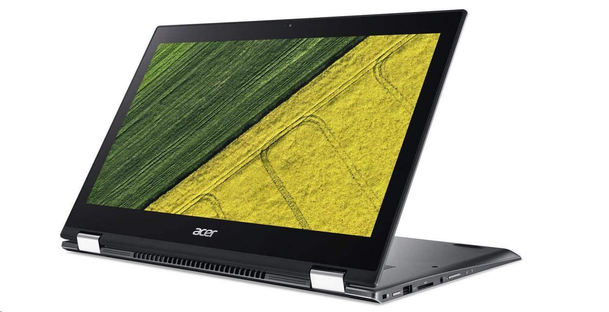 """ACER NTB Spin 5 (SP515-51N-563G) - i5-8250U@1.6GHz,15,6"""" FHD IPS dotyk,8GB,256SSD,intelUHD,Wi-Fi,BT,HDMI,W10H (NX.GSFEC.003)"""