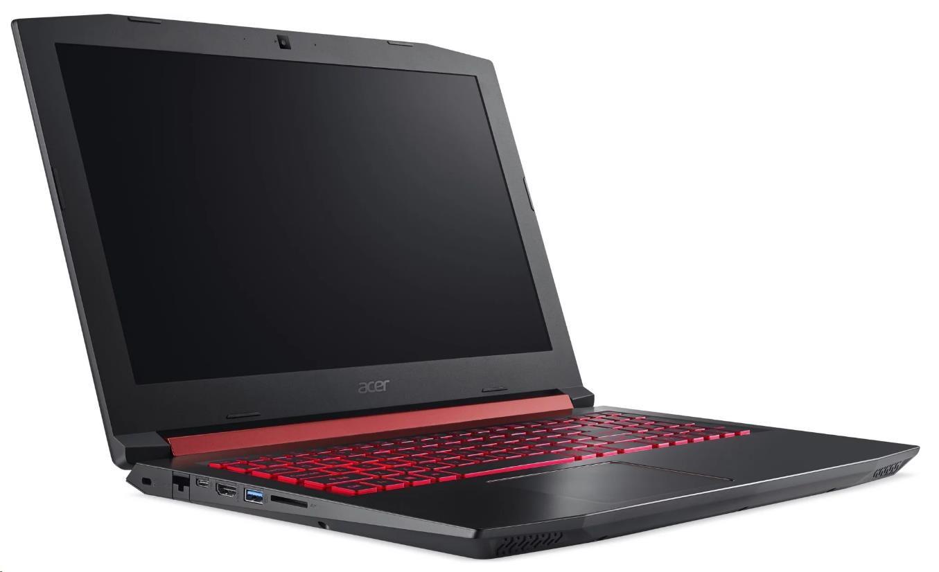 """ACER NTB Acer Nitro 5 (AN515-42-R6P2) - AMD Ryzen 7-2700U,15.6""""FHD IPS LED,16GB,256SSD+1TB,RX560X 4G,HDcam,USB-C,W10H NH.Q3REC.004"""