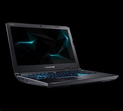 """ACER NTB Predator Helios 500 (PH517-61-R54R) - AMD Ryzen 7 2700,17.3"""" FHD IPS 144Hz,16GB,512SSD+1THDD,rx vega 8GB,W10H NH.Q3GEC.003"""