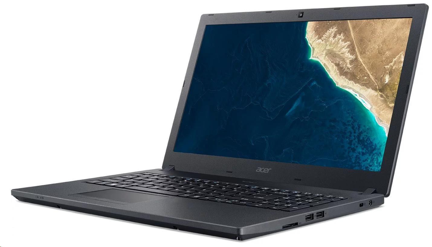 "ACER NTB TMP2510-G2-M-371K - i3-8130U,15.6""FHD IPS,4GB,256SSD,HD graphics,noDVD,čt.pk,USB-C,W10P,black NX.VGVEC.004"