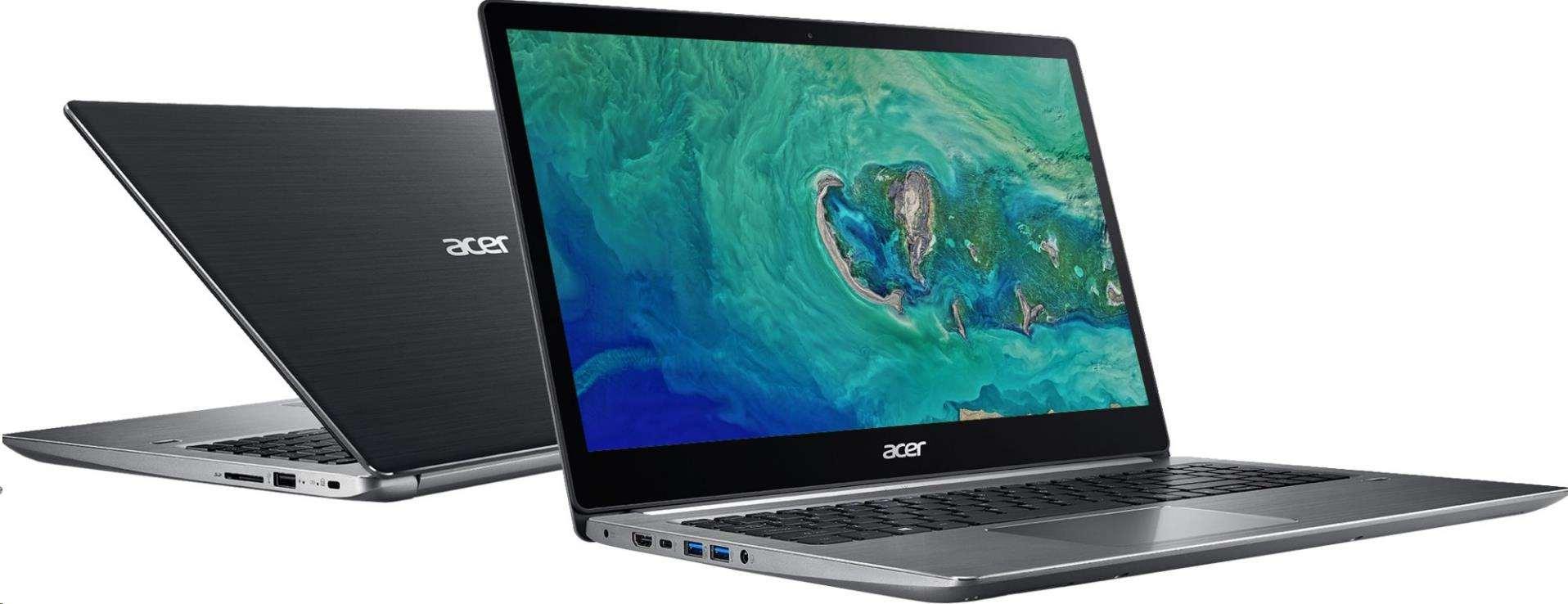 """ACER NTB Swift 3 SF315-41-R26T - Ryzen 5-2500U@2.0GHz,15.6"""" FHD IPS,8GB,512SSD,Radeon Vega 8,backl,HDMI,W10H"""