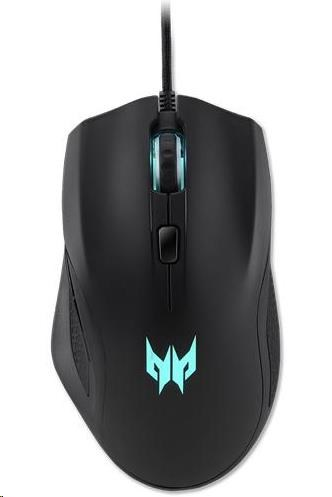 ACER PREDATOR CESTUS 320 GAMING MOUSE BLACK