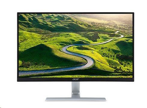 """ACER LCD RT240Ybmid 60CM (23,8"""") FHD IPS, 100M:1, 250cd/m2, 178°/ 178°, 4ms, VGA, DVI, HDMI, repro, černá (UM.QR0EE.005)"""