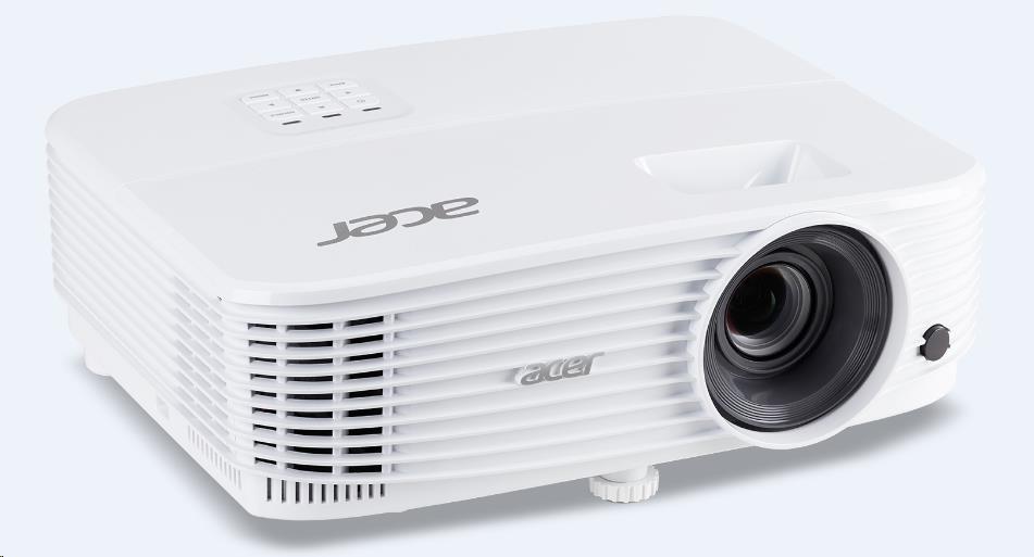 ACER Projektor P1250, DLP 3D, XGA, 3600Lm, 20000/1, 2xHDMI, Bag, 2.25kg,EUROPower EMEA (MR.JPL11.001)