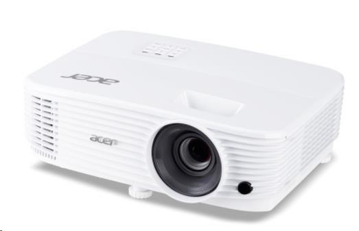 ACER Projektor P1350W, DLP 3D, WXGA, 3700Lm, 20000/1, 2xHDMI, Bag, 2.25kg,EUROPower EMEA (MR.JPM11.001)