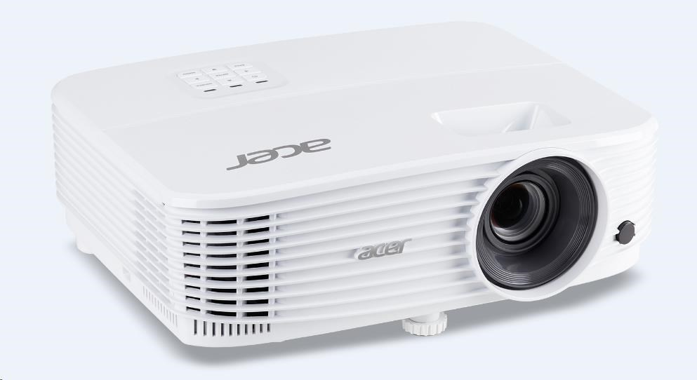 ACER Projektor P1150 - DLP 3D,SVGA 800x600,3600Lm, 20000/1, 5000h, 2xHDMI, USB, VGA, RS-232 (MR.JPK11.001)
