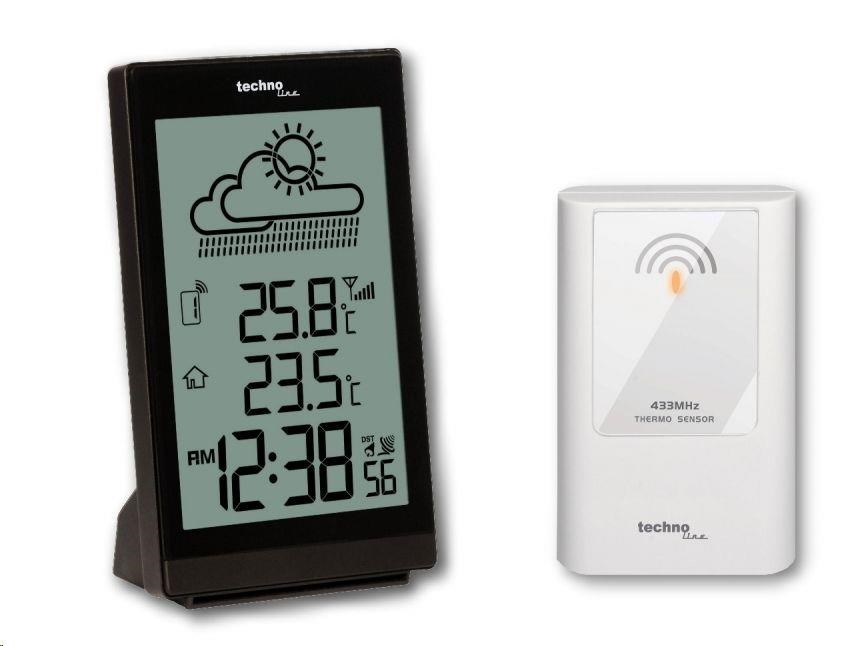TechnoLine WS 9251 - Meteorologická stanice