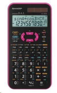 SHARP kalkulačka - SH-EL-520XPK