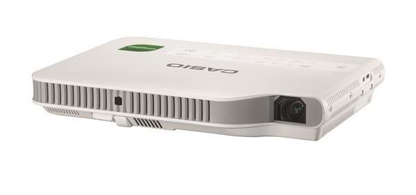 CASIO projektor XJ-A257 - WXGA (1280x800),3000 ANSI,1800:1,HDMI,VGA,USB,WLAN