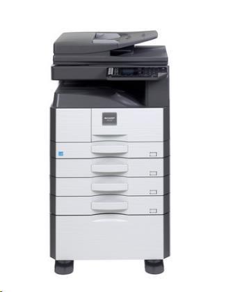 SHARP MFP AR-6020V MFZ A3 (kopie/SPLC tisk/lokální barevný skener/e-třídění jako standard), 20 kopií/min)