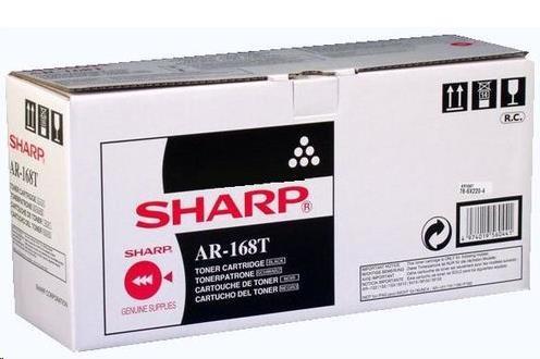 SHARP Toner (AR-168T) (PUx10) (AR168T)