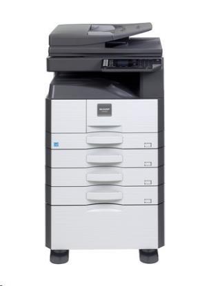 SHARP MFP AR-6020NV MFZ A3 (kopie/síťová SPLC tiskárna/síťový barevný skener/e-třídění a DUPLEX jako standard