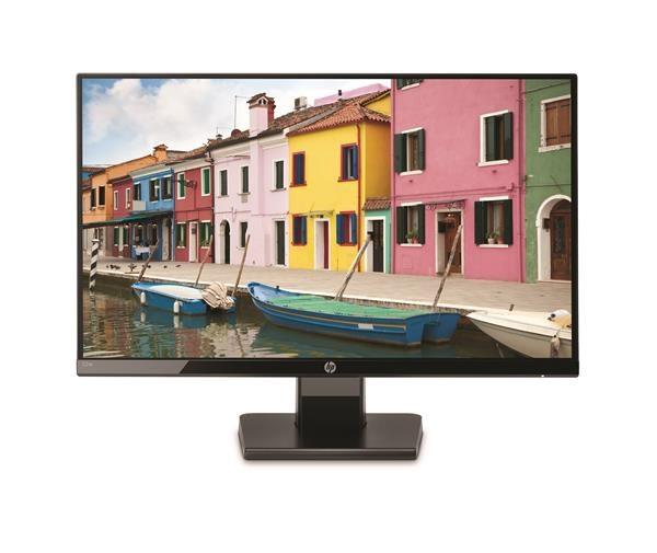 """LCD HP IPS Monitor 22w LED backlight AG; 21,5"""" matný, 1920x1080, 5M:1, 250cd, 5ms,VGA,HDMI,black"""