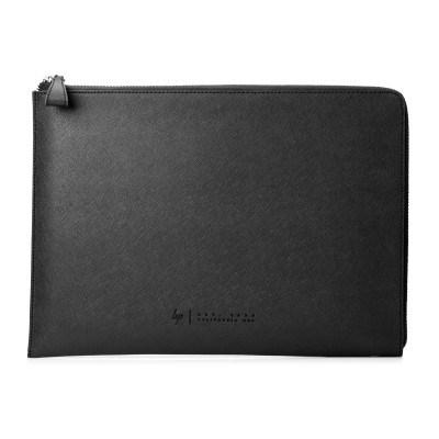 HP 13.3 Spectre Sleeve - Black/Silver - BAG (1PD69AA#ABB)