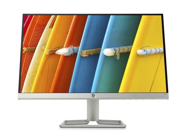 """LCD HP IPS Monitor 22f LED backlight AG; 22"""" matný, 1920x1080, 10M:1, 300cd, 5ms,VGA,HDMI,silver-black"""