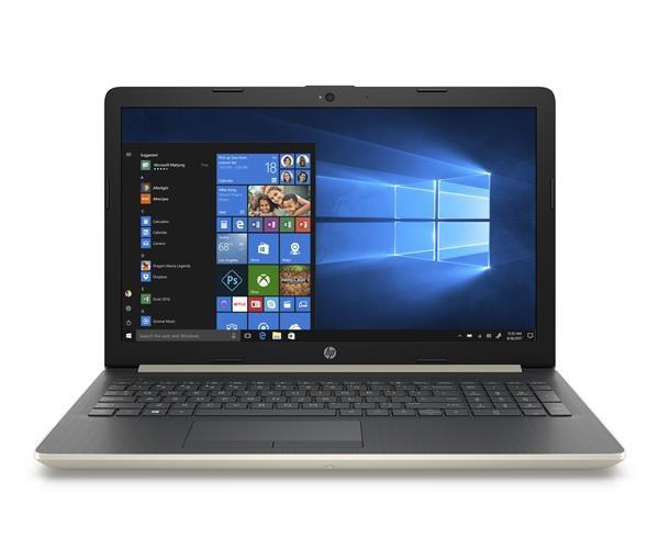 """NTB HP Laptop 15-db0031nc;15.6"""" SVA AG FHD;AMD A6-9225 4GB DDR4;1TB/5400;DVD;UMA;Win10 - gold"""