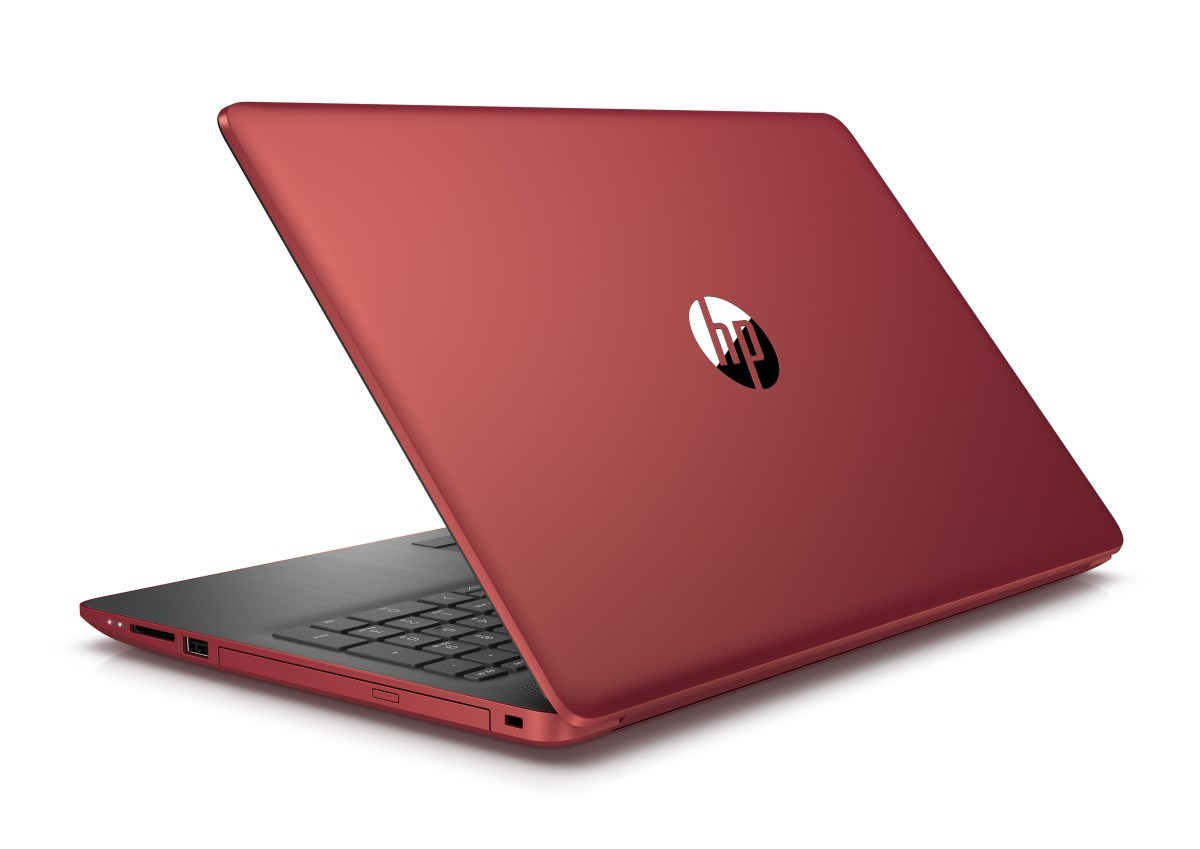 "NTB HP Laptop 15-db0036nc;15.6"" SVA AG FHD;AMD A6-9225 8GB DDR4;1TB/5400;DVD;Radeon™ 520-2GB;USB3.1;Win10 - red"