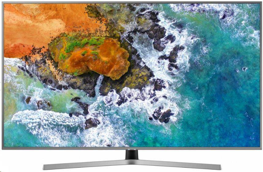 """SAMSUNG UE43NU7442 Smart LED TV, 43"""" 108 cm, UHD 3840x2160, DVB-T/T2/S/S2/C, Tizen OS, HDR10+ , WiFi, HbbTV 2.0"""