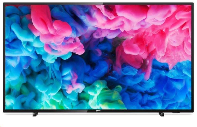 "Philips 65PUS6503/12 Smart LED TV, 65"" 163cm, UHD 3840x2160, DVB T/T2 (HEVC)/C/S2,Wi-Fi, DLNA, HbbTV"