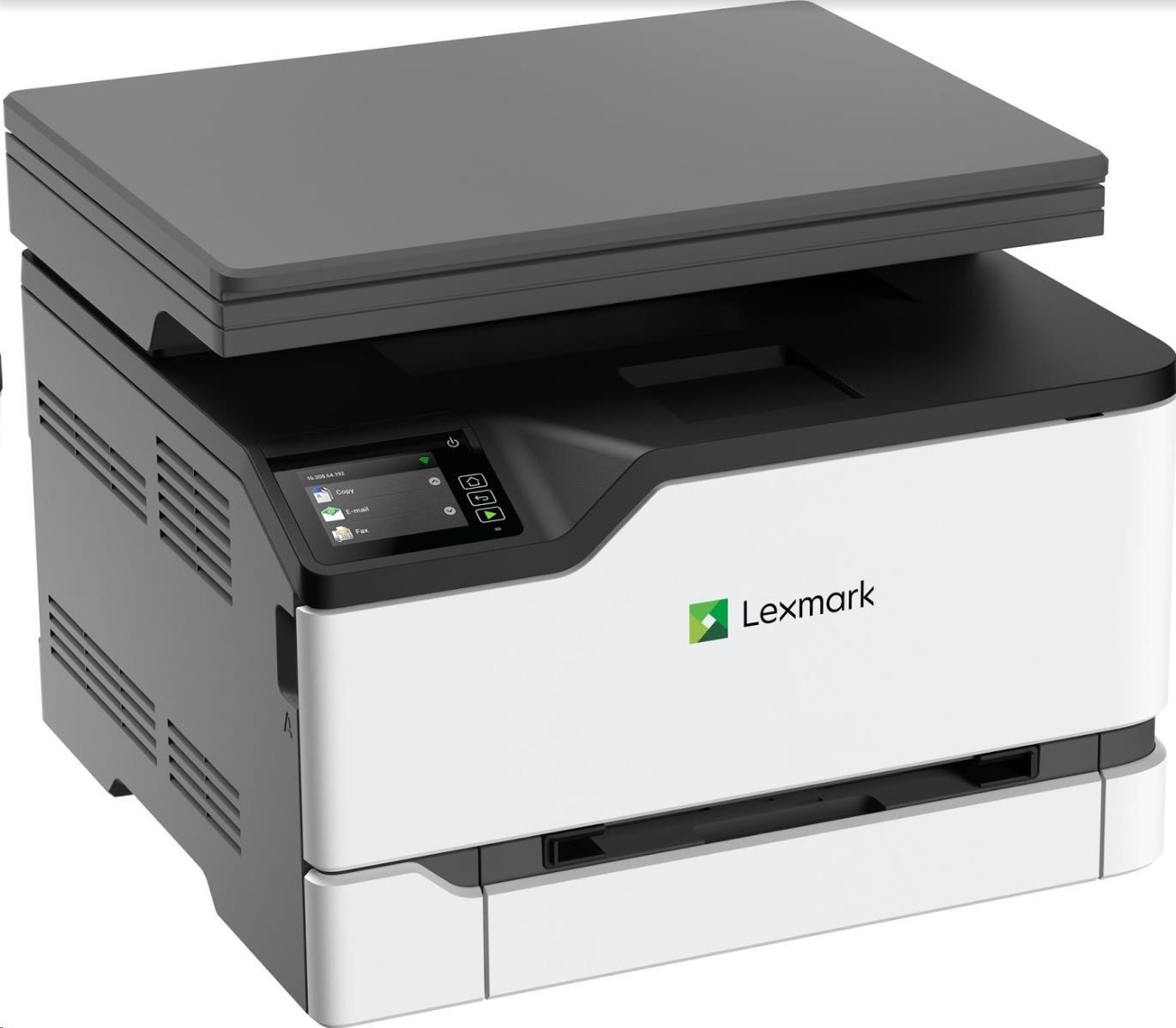 LEXMARK Multifunkční barevná tiskárna MC3224dwe 4letá záruka!