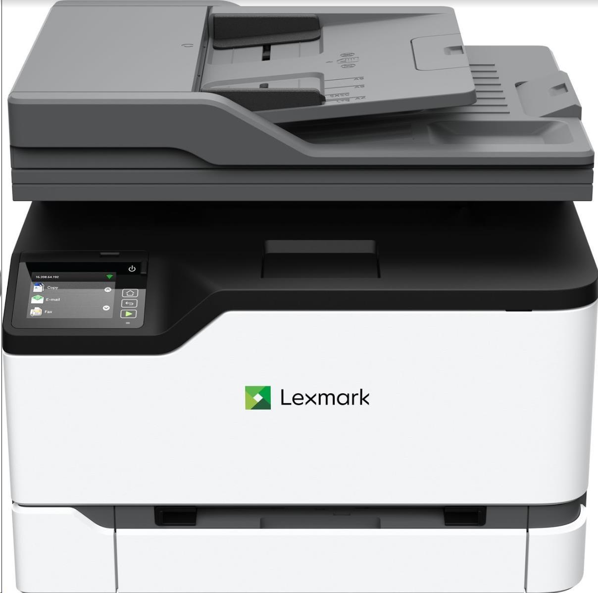 LEXMARK Multifunkční barevná tiskárna MC3224adwe 4letá záruka!