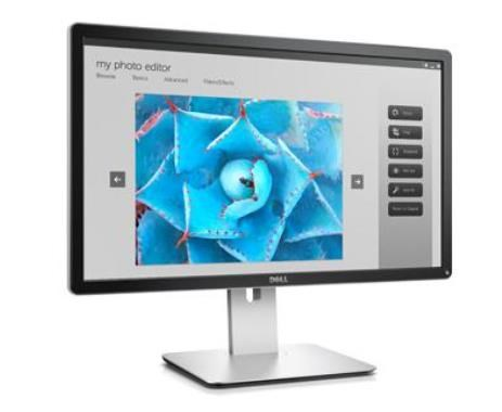 "DELL 24 UltraHD Monitor | P2415Q - 60.4cm(23.8"") Black EUR 4xUSB,HDMI, DP, mDP, PIVOT, IPS"