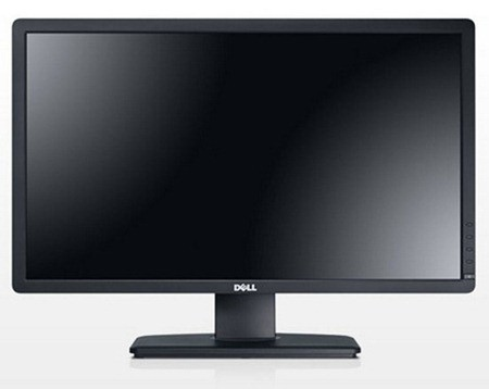 "DELL UltraSharp U2412M IPS 24""W 1920x1200 2000000:1 8ms 300cd PIVOT DP DVI USB Black"