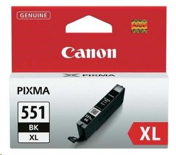 Canon BJ CARTRIDGE CLI-551XL BK BLISTER SEC (6443B004)