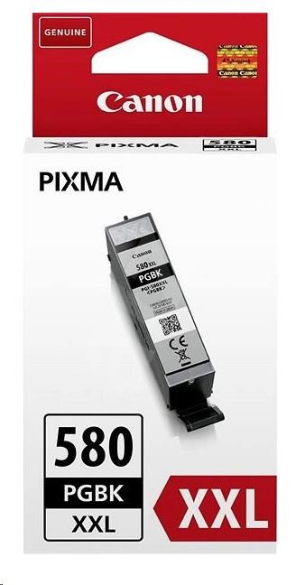 Canon BJ CARTRIDGE PGI-580XXL PGBK (1970C001)