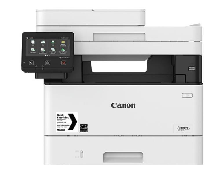 Canon i-SENSYS MF421dw - černobílá, MF (tisk, kopírka, sken), duplex, DADF, USB, LAN, Wi-Fi