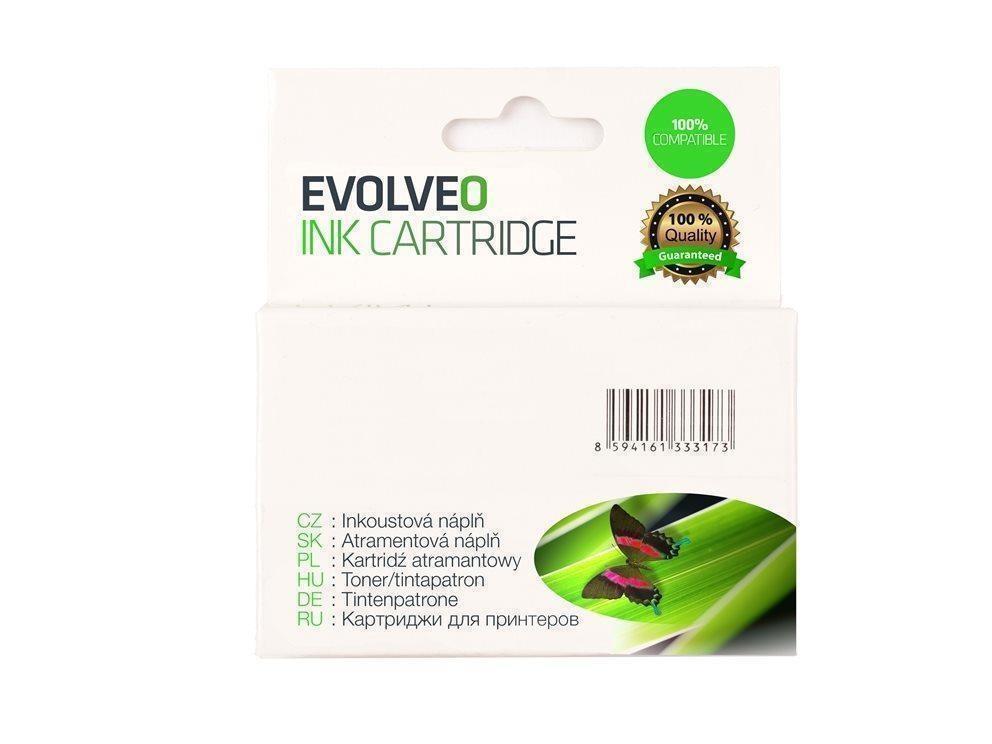 EVOLVEO CLI-571 XLM ink.náplň pro Canon, červená/magenta