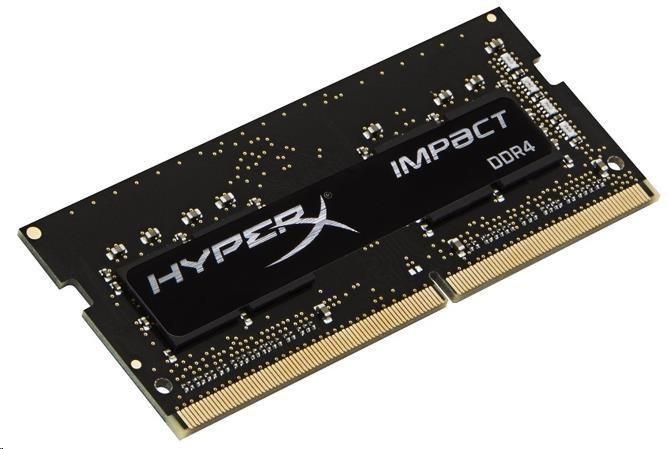 SODIMM DDR4 16GB 2666MHz CL15, KINGSTON HyperX Impact