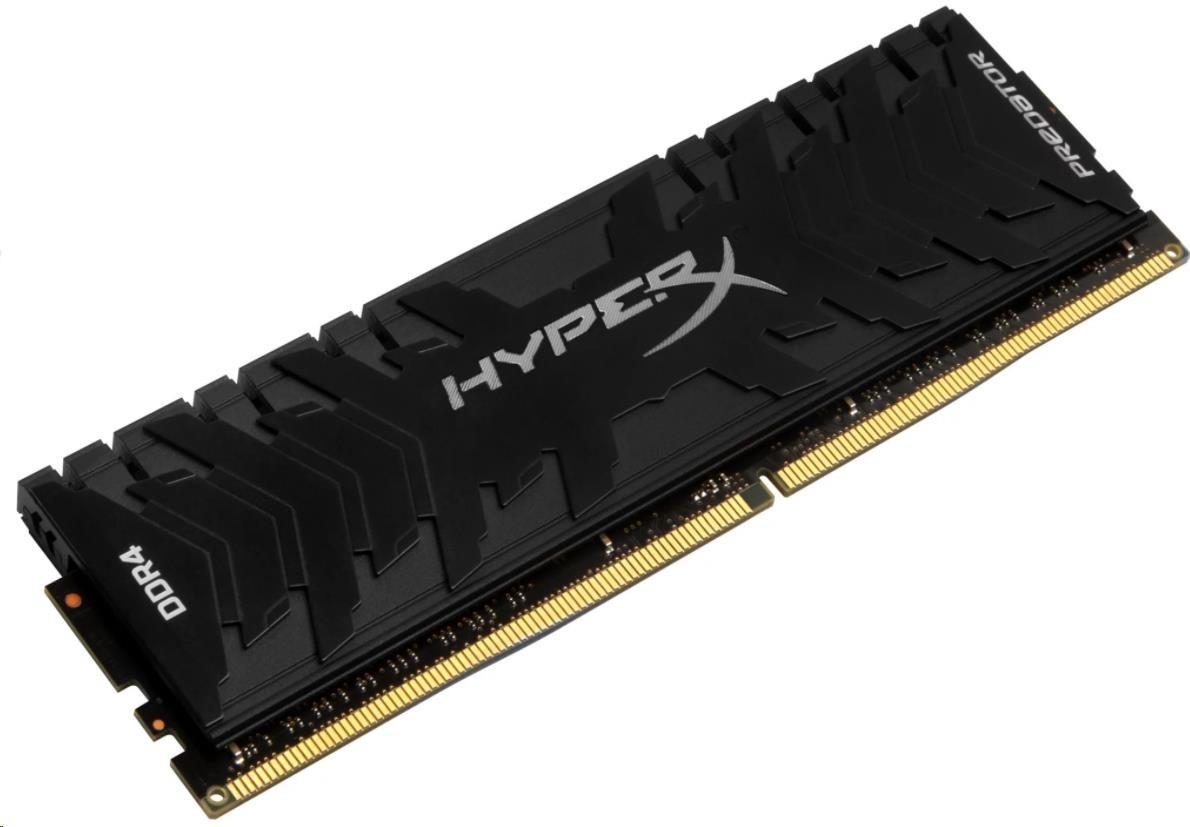 DIMM DDR4 8GB 2666MHz CL13 KINGSTON HyperX Predator