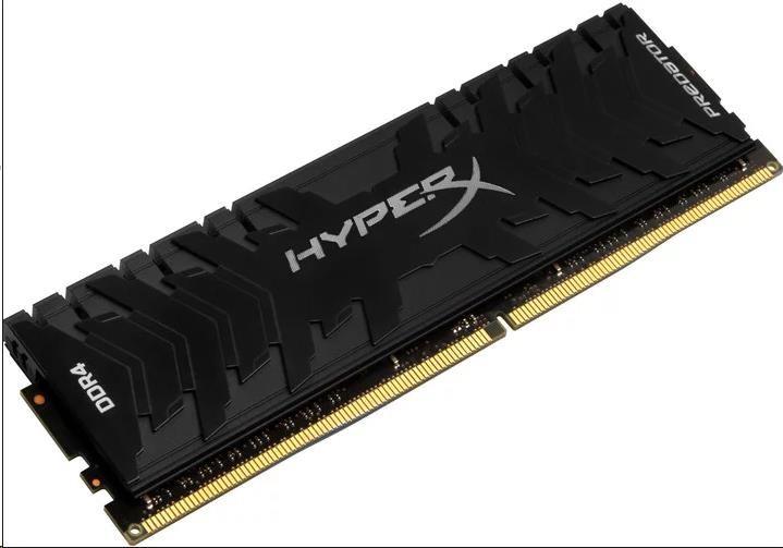 DIMM DDR4 8GB 3000MHz CL15 KINGSTON HyperX Predator