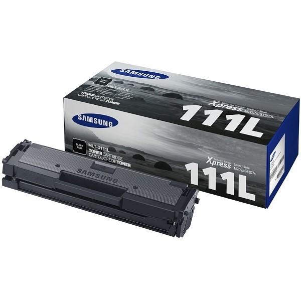 Samsung MLT-D111L H-Yield Blk Toner C (SU799A)