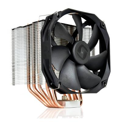 SilentiumPC chladič CPU Fortis 3 HE1425/ ultratichý/ 140mm fan/ 5 heatpipes/ PWM/ pro Intel, AMD (SPC130)
