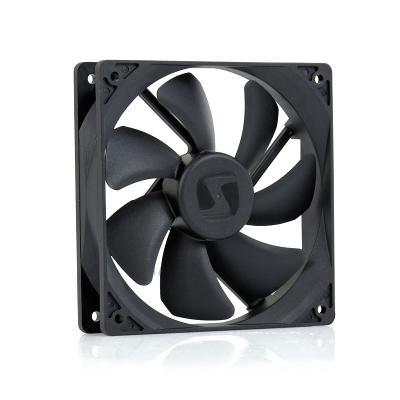SilentiumPC přídavný ventilátor Sigma Pro 120 120/120mm fan/ ultratichý 12,9dBa (SPC133)