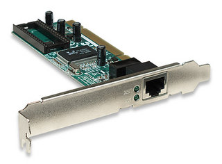 Intellinet Gigabit PCI network adapter (522328)
