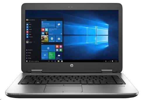 HP ProBook 645 G3 A10-8730B 14 FHD CAM, 4GB, 500GB, DVDRW, ac, BT, FpR, no backlit keyb, Win10Pro (Z