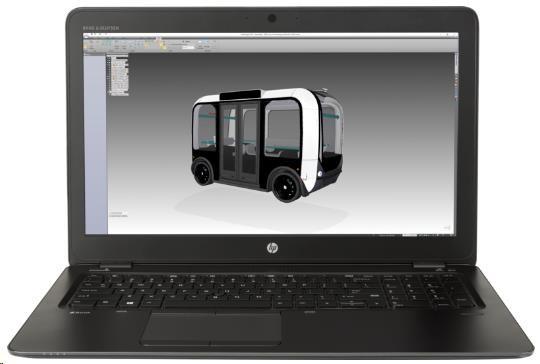 ZBook 15u G4 i5-7300U 15 FHD,2x4GB DDR4,256GB Turbo G2 m.2, Intel HD+AMD FirePro W4190M/2GB,fpr,WiFi AC,BT, FPR,Win10Pro (Z9L67AW#BCM)