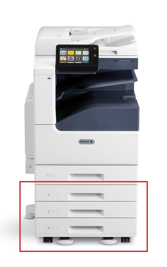 Xerox přídavný zásobník na 3x520 listů pro VersaLink B70xx a C70xx (097S04908)