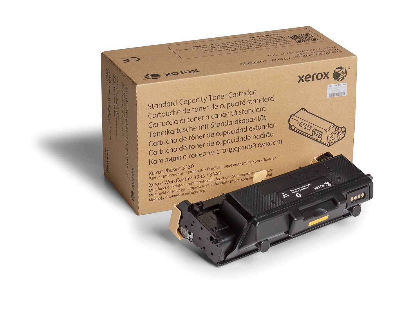Xerox standard Toner Cartridge pro Phaser 3330 a WorkCentre 3335/3345 (3000str., black) (106R03773)