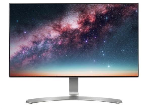 """LG MT IPS LCD LED 23,8"""" 24MP88HV-S, IPS panel, 1920x1080, 250cd, D-Sub, 2xHDMI, repro (24MP88HV-S.AEU)"""