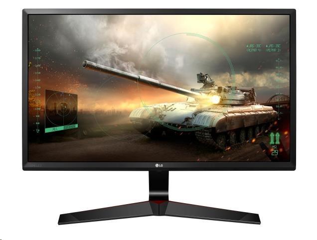"""LG MT IPS LCD LED 27"""" 27MP59G - IPS panel, 1920x1080, D-Sub, HDMI, DP, gaming (27MP59G-P.AEU)"""