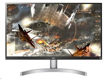 "LG MT IPS LCD LED 27"" 27UK600 IPS panel, 10bit, 3840x2160, 5ms, 2xHDMI, DisplayPort, HDR support"