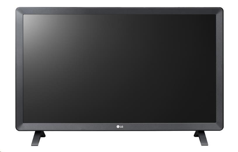 "LG MT TV LCD 23,6"" 24TL520S - 1366x768, HDMI, USB, DVB-T2/C/S2, repro"